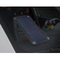 318 * 175mm Taille et PET EVA TPT et Sunpower Cell Matériau pliante panneau solaire
