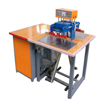 Pedal foot control high frequency machine