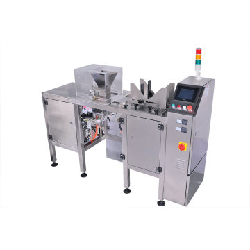 Machine d'emballage pour aliments pré-emballés