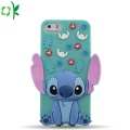 Custom Silicone Animal Figure Mobiltelefon Cover