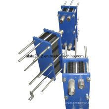 Plate Heat Exchanger for Distill Coconut Toddy to Produce Alcohol Sprit