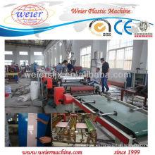 Tablero de techo de PVC Máquina de plástico de impresión