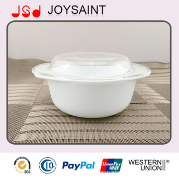 Ceramic Tableware Casserole with Lid