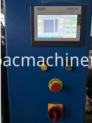 Automatic Stretch Wrapper Pallet Wrapping Machine