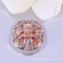 cheap manufacturer factory price brooch from China