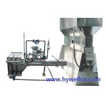 Solid Drink Granule Drying Machine