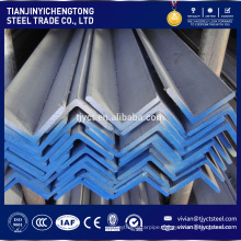 high quality Q235 Q345 A36 SS400 equal angle bar steel