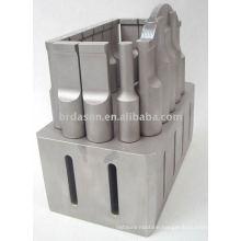 Ultrasonic composite welding horn
