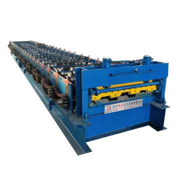 Floor Decking Roll Forming MachineTile Making Machine