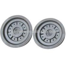 Peça de usinagem de alumínio de precisão