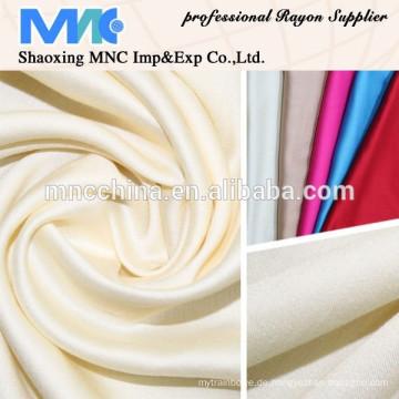 100% Rayon Seide gefärbt New Fashion Stoff