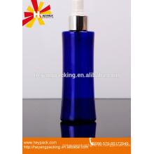 Botella de PET de la bomba de aerosol de plata superventas