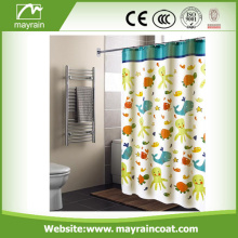 Marvelous Beauty Polyester Shower Curtain