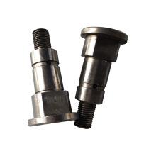 Pièces de moteur d'usinage CNC et arbre de moteur personnalisés