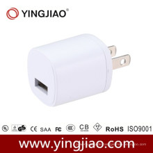 5V 1.2A 6W DC Weißes USB-Wand-Ladegerät mit CE