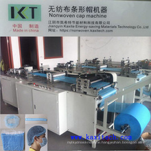 Nonwoven Machine for Mob Clip Bouffant Cap Making Kxt-Nwm02 (attached installation CD)