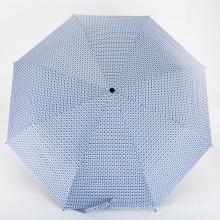 Parapluie pliant léger bouclier thermique pare-chaleur