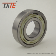 Nylon 66 Retainer Bearing For Roller Conveyor Mining