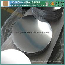 7050 Aluminium Circle für Kochgeräte China Hersteller