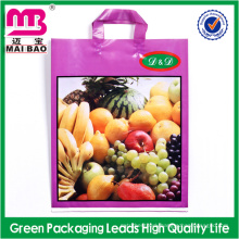 Cheap price for sale durable colorful printing plastic shopping bag dispenser