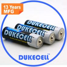 Batterie alcaline AA Lr6 Am3 1.5V de lampe-torche