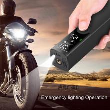 Bomba de ar sem fio é equipamento padrão para ciclistas