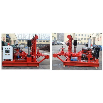 diesel fire water jockey pump