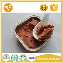 Snack para gatos Comida para gatos en lata sabor a carne de vaca Comida para gatos húmedos de alta calidad