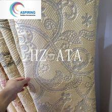 Polyester Jacquard Gestrickte Stoff für Matratze Pad