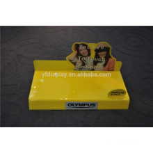 Yellow Color Camera Acrylic Display