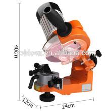 """145mm 6 """"230W Electric Power motosierra Sharpener sierra de cadena Sharpening Guía"""