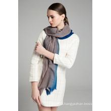 Silk Modal Grident Color Lady Shawl