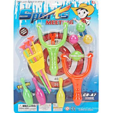 Plastic Slingshot Shoot Sport Toy Gun