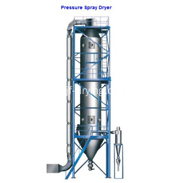 Nozzle Pressure spray dryer / drying