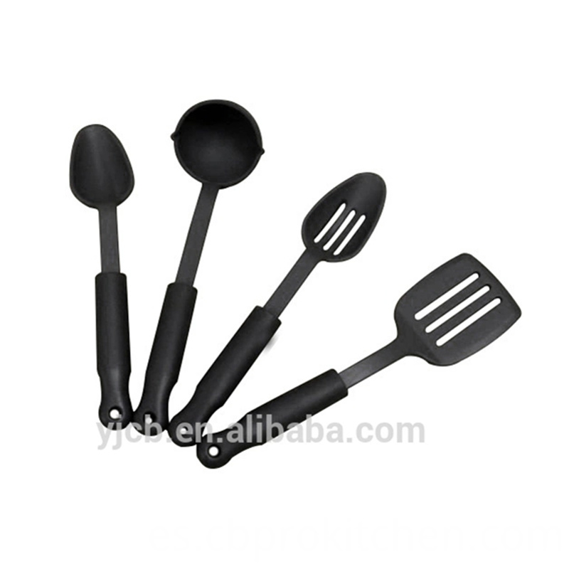 4pcs Nylon Utensils Set