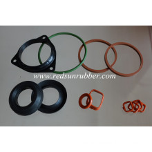 Custom Molded Silicone Rubber Sealing Ring