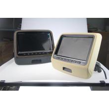 9 Inch Car DVD Headrest with HDMI USB SD Function