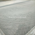 Galvanized Expanded Metal Mesh Fence Netting