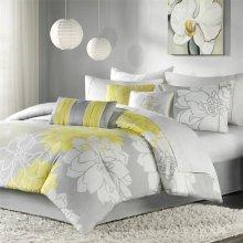 Hermoso juego de cama de alta calidad 100% algodón para el hogar / hotel
