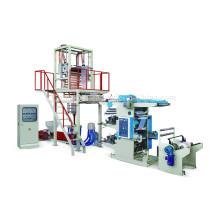Plastic Film Blowing Flexible Printing Machine Line