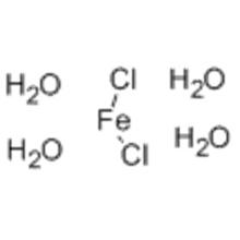 Chlorure de fer (FeCl2), tétrahydrate (8CI, 9CI) CAS 13478-10-9