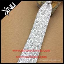 Sublimação branca chinesa perfeito pescoço nó Coloring Book Mens Blank seda laços