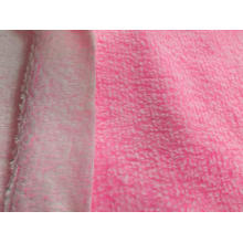 Tejido 100% poliéster Sherpa Fleece Knitting