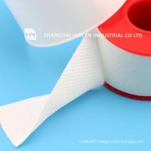 High Quality medical disposable cotton Zinc Oxide Plaster Tape