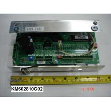 Tablero de operador de la puerta de elevación KONE KM602810G02