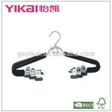 EVA Foam Metal Hanger with clips & PVC coated for skirt