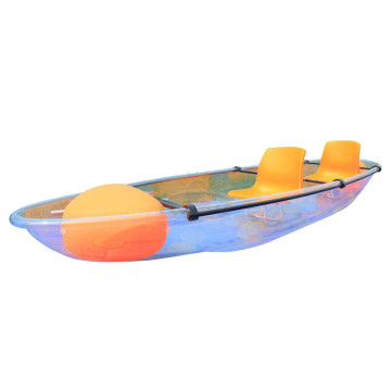 2 Kayaks en polycarbonate Kayak transparent double pc