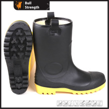 PVC Waterproof Safety Boot with Steel Toe (SN5122)