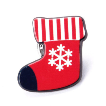 Fashion Christmas Theme Pupazzo di neve per spilla