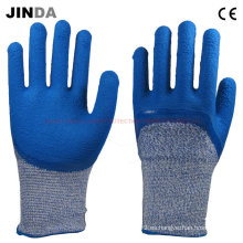 Kevlar guantes de trabajo resistentes al corte (LH901)